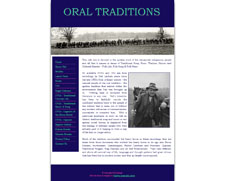 Oral Traditions